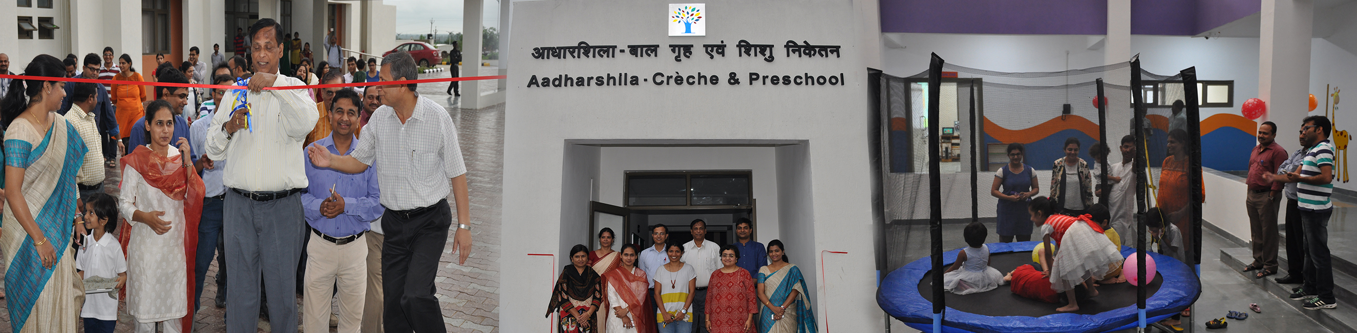 Aadharshila Inauguration